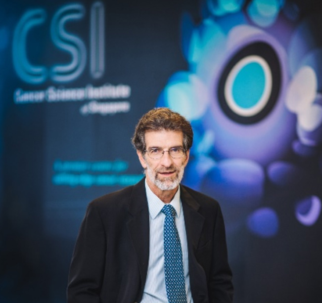 Director's Foreword | Cancer Science Institute of Singapore (CSI)
