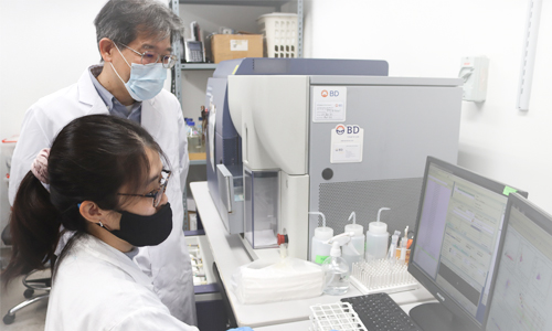 Fluorescence Activated Cell Sorting (FACS) Facility