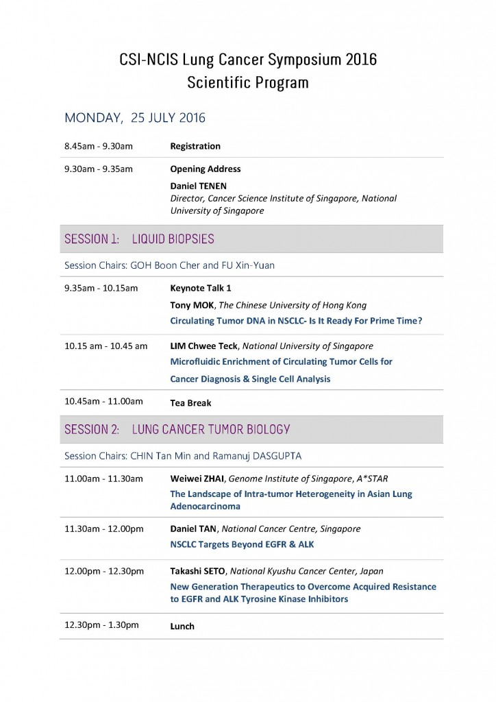 CSI-NCIS Lung Cancer Symposium_Program_150716_Page_1