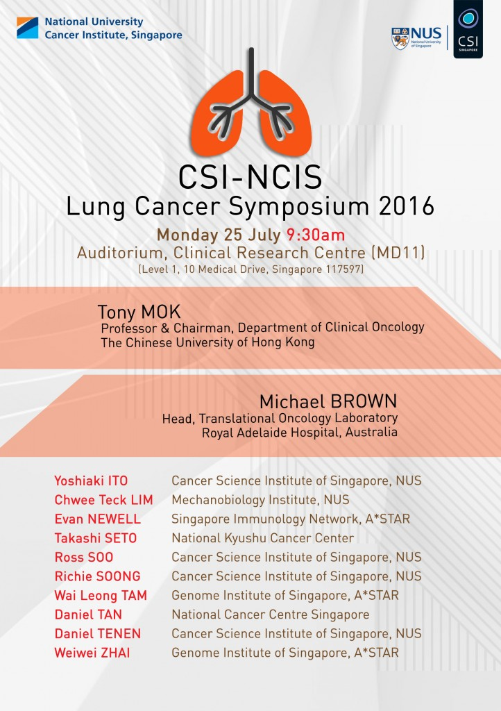 Lung Cancer Symposium Poster 2